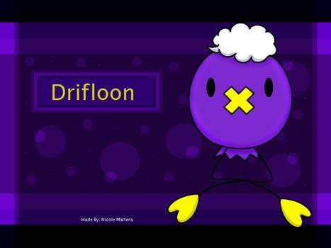 Drifloon Wallpaper