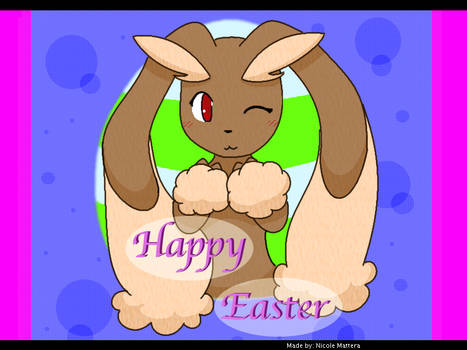 Lopunny- Happy Easter