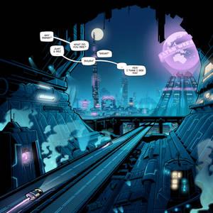 Dragon Ball 2077, page 1