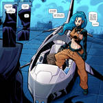Dragon Ball 2077, page 3 by G-Matoshi