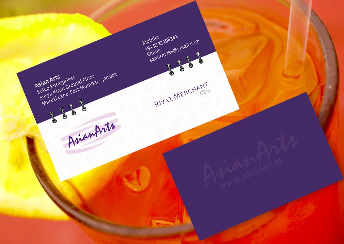 V Card asiantart v card by we...