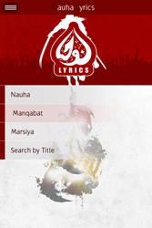 Nauha Lyric App