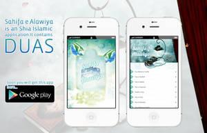 Sahifa e Alawiya,  Mobile and tablet App