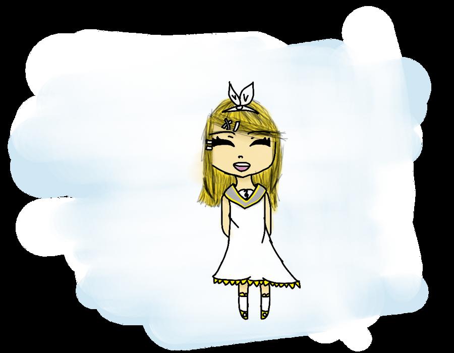 Chibi Rin by PandaGirl6