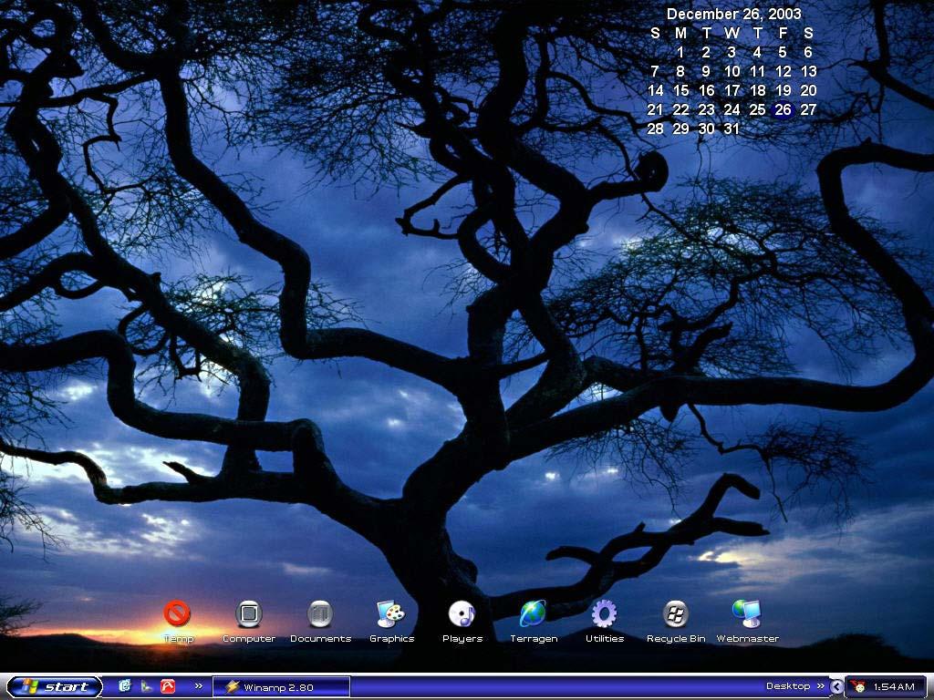 Desktop by tango529