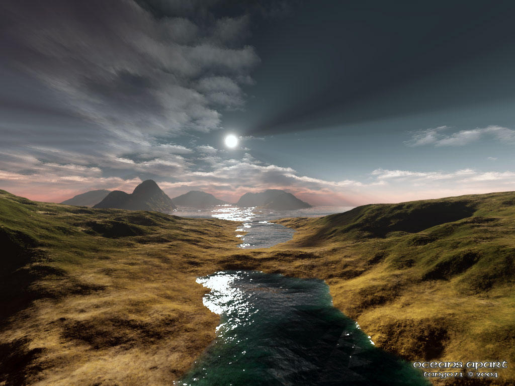 Oceans Apart by tango529