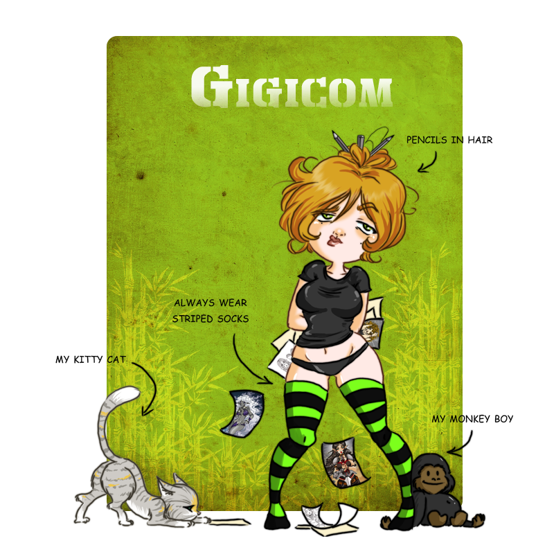 Gigicom's Profile Picture