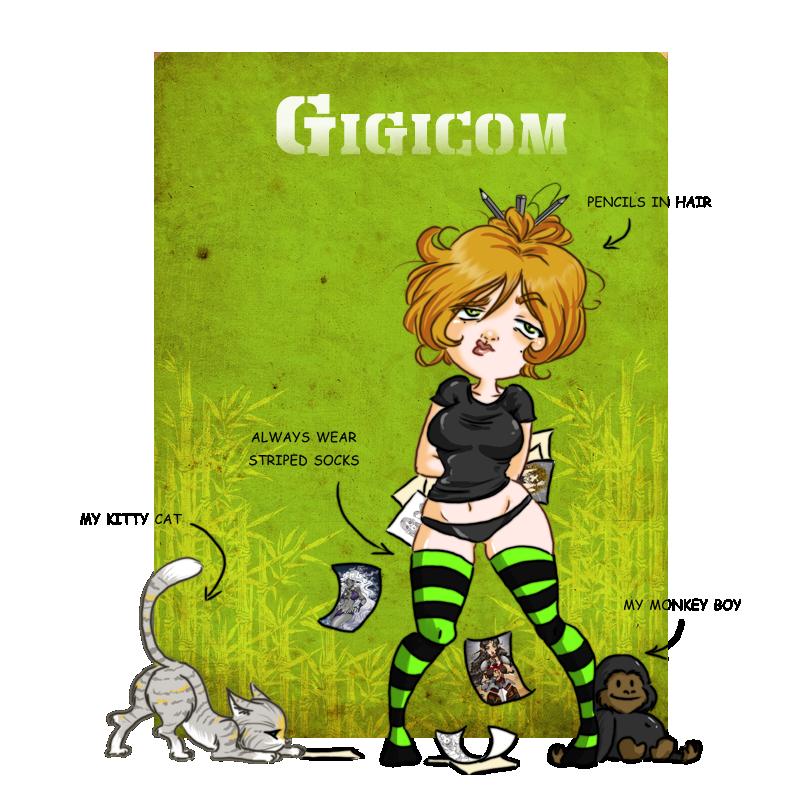 Gigicom's Profile Picture