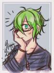 Happy Birthday Rantaro!!