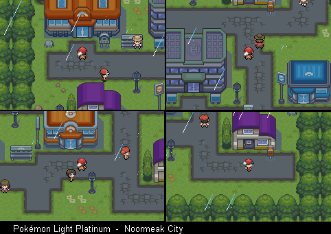 Noormeak City - PKM LP by WesleyFG