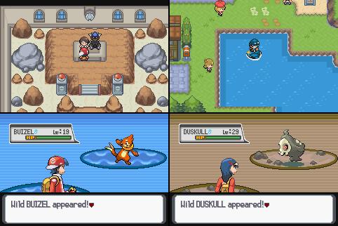 pokemon light platinum how to get to noormeak city