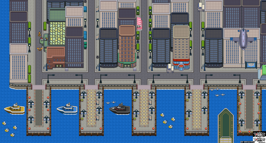 how to get to route 15 in pokemon black 2
