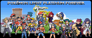 Ruby hack: [Hack of the Year 2012] POKéMON LIGHT PLATINUM - The PokéCommunity Forums