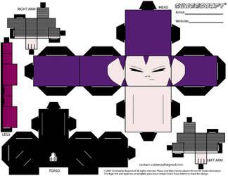 Gaz Cubeecraft Template by friaga66