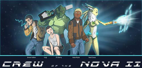 Crew of the Nova II