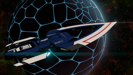Starship test render
