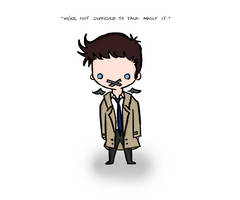Ductape Cas by musicalirony