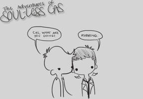 Soul-less Cas 31 by musicalirony