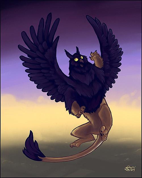 Night Owl's Revenge by Merystic