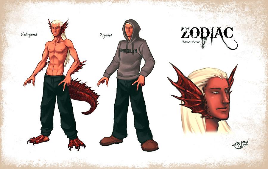 Zodiac by Merystic