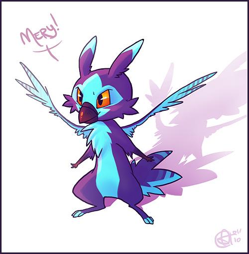 Pokemery by Merystic