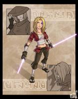 Anhinga - Star Wars RPG by Merystic
