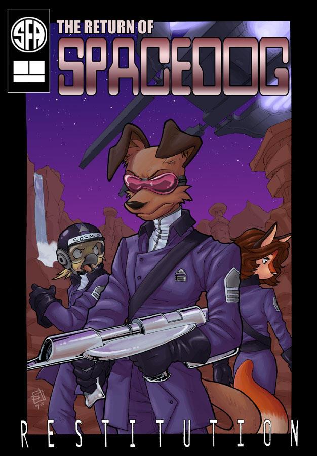 The Return of Spacedog by Merystic