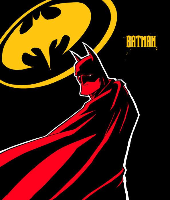 BATMAN by Merystic