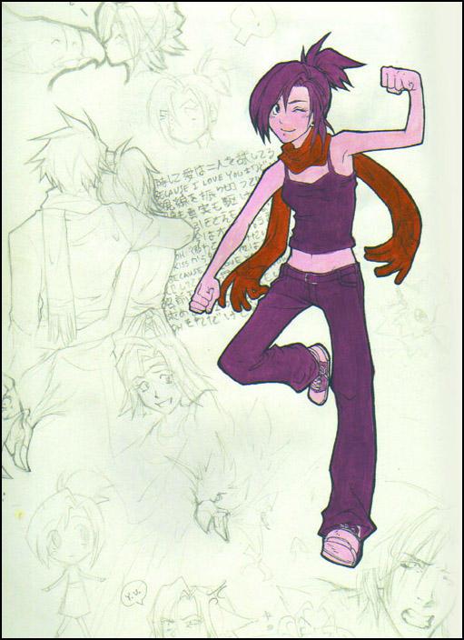 CCO Wren Scribbles by Merystic
