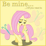 Be Mine... i-if you want to...