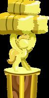 Applejacks Rodeo Trophy by ShutterflyEQD