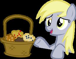 Muffin? :3 by ShutterflyEQD
