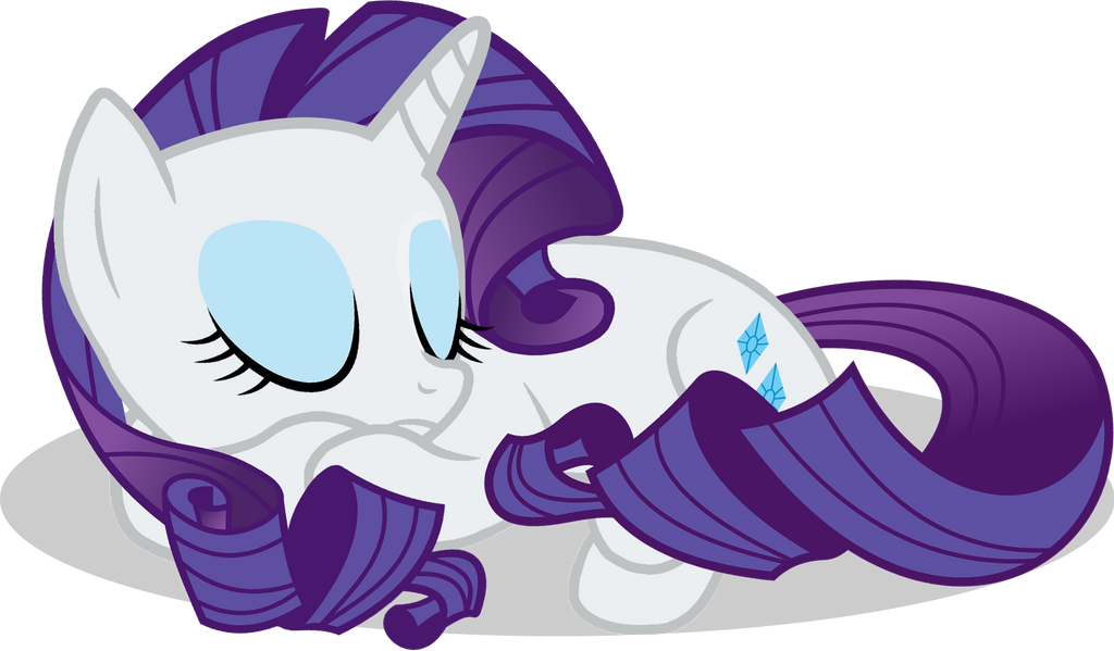adorable_sleeping_rarity_by_shutterflyeq