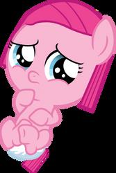 Cute, Baby Pinkie Pie by ShutterflyEQD