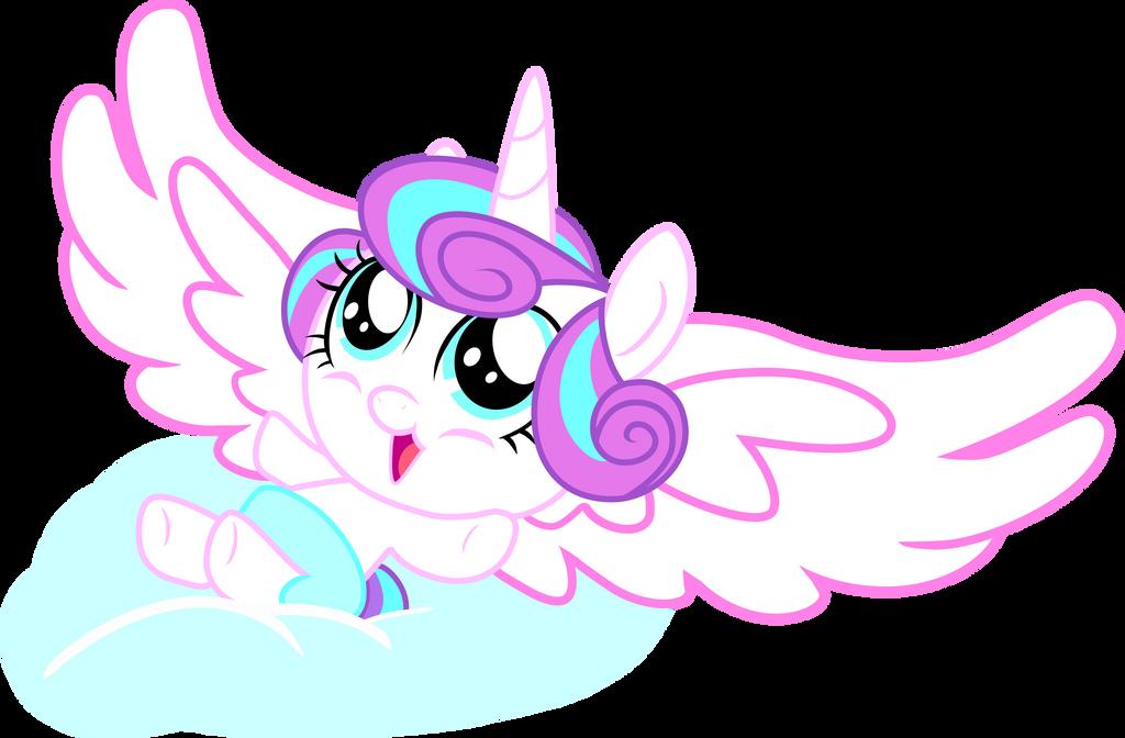 Princess Flurry Heart CANON by ShutterflyEQD on DeviantArt