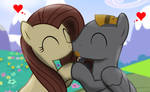 Happy Hearts and Hooves Day Love