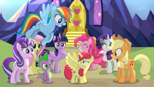 The New Alicorn