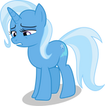 Glum Trixie