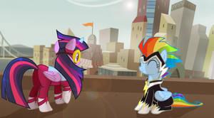 Power Ponies, Manehattan
