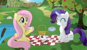 Tea Party Ponies