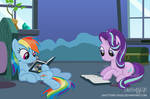 Story Time Starlight !