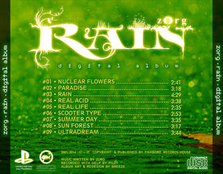 Zorg Rain Back