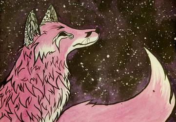 Gazing upon the stars by tabithamack