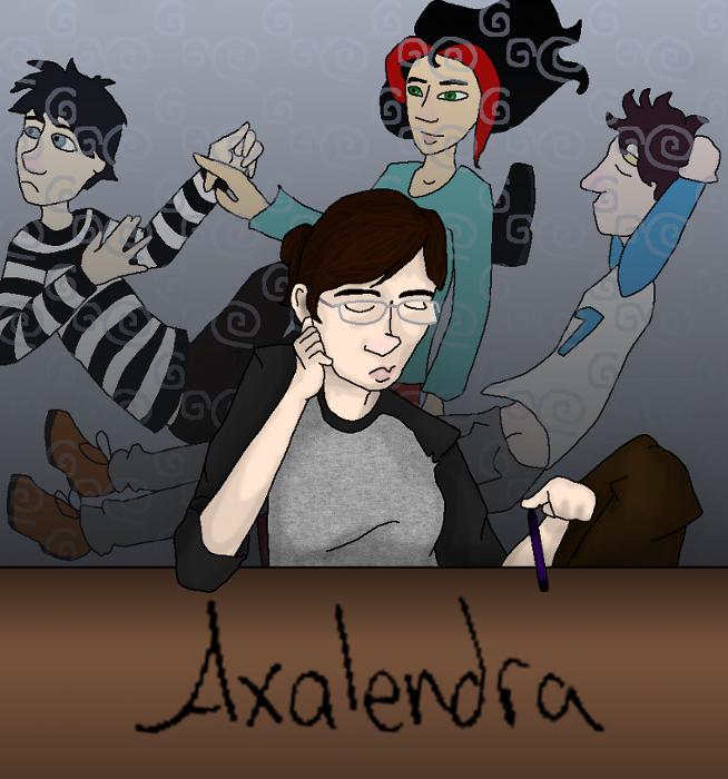 axalendra's Profile Picture