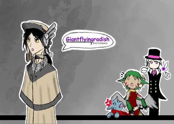 giantflyingradish's Profile Picture