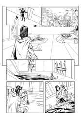EarthSons issue 3 page 2 inks