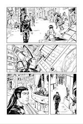 EarthSons issue 3 page5 inks