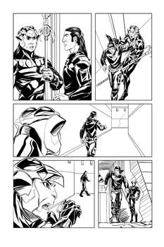 EarthSons issue 3 page 4 inks
