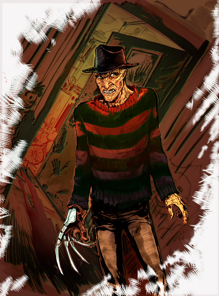 FredKrueger by DJLogan