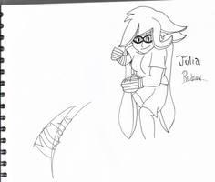 Julia Redraw. by MIIdris